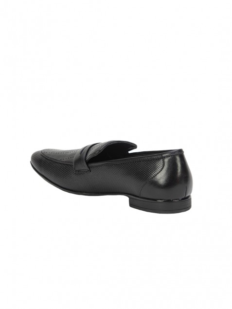 Buy VON WELLX GERMANY COMFORT BLACK MATTEO SHOES In Delhi