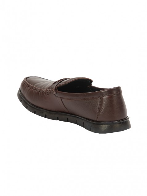 Buy VON WELLX GERMANY COMFORT BROWN RHETT SHOES In Delhi