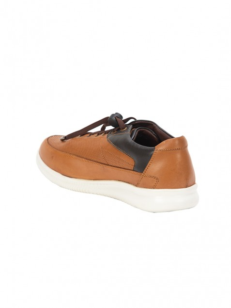 Buy Von Wellx Germany Comfort Tan Tyler Shoes Online in Srinagar
