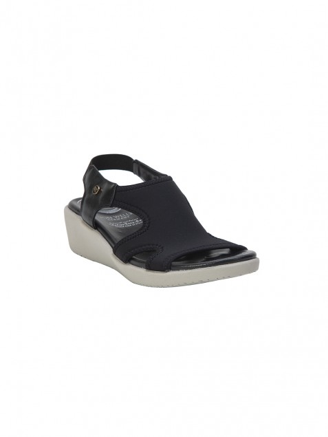 Buy Von Wellx Germany Comfort Shirley Black Sandals Online in Ranchi