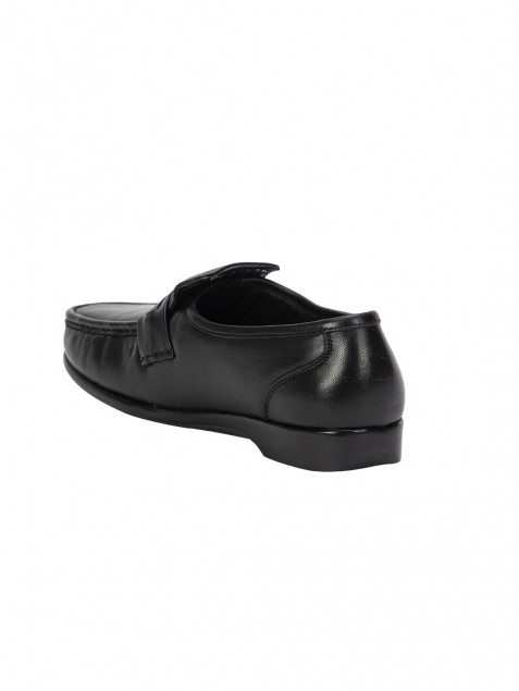 Buy Von Wellx Germany Comfort Black  Miles Shoes Online in Ahmedabad