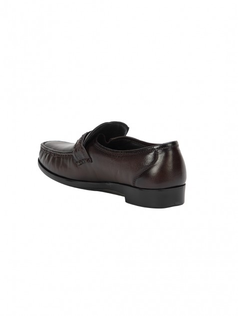 Buy Von Wellx Germany Comfort Brown Gavin Shoes Online in Ahmedabad