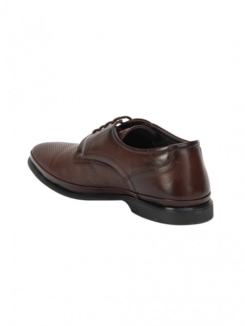 Buy Von Wellx Germany Comfort Coen Brown Shoes Online in Agra