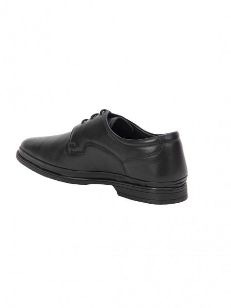 Buy Von Wellx Germany Comfort Black Marc Shoes Online in Agra