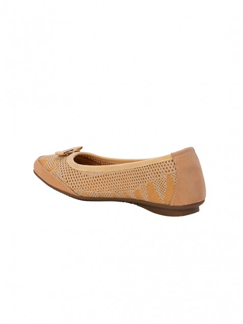 Buy Von Wellx Anise Comfort Beige Belly Online in Bhopal