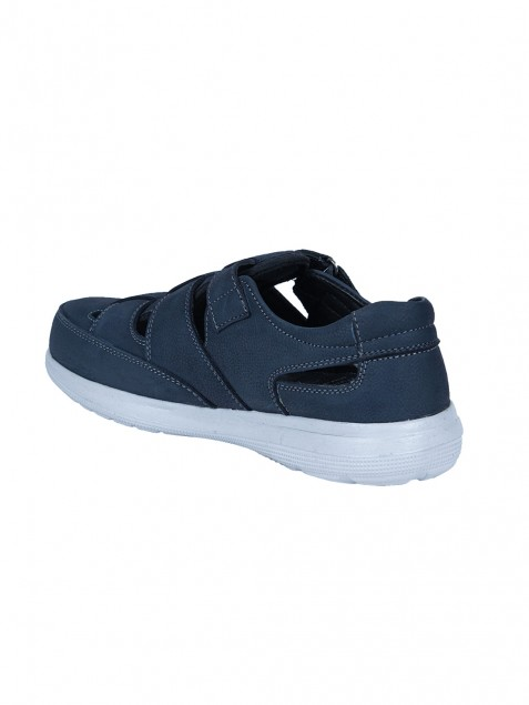 Buy Von Wellx Germany Comfort Blue James Sandals Online in Nashik
