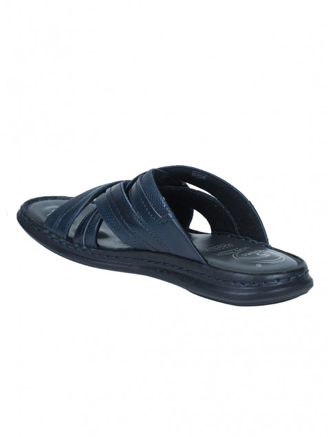 Buy Von Wellx Germany Comfort Blue Rivel Slippers Online in Kandy