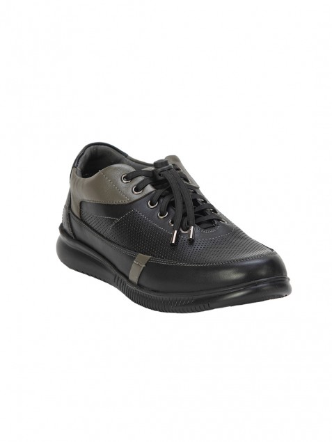 Buy Von Wellx Germany Comfort Black Tyler Shoes Online in Navi Mumbai