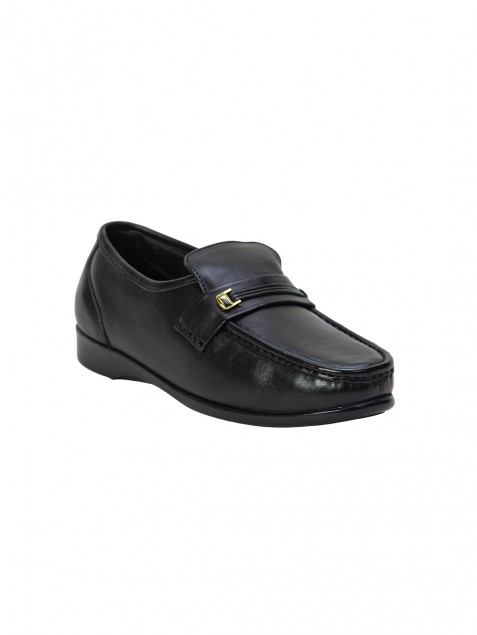 Buy Von Wellx Germany Comfort Black  Miles Shoes Online in Riyadh