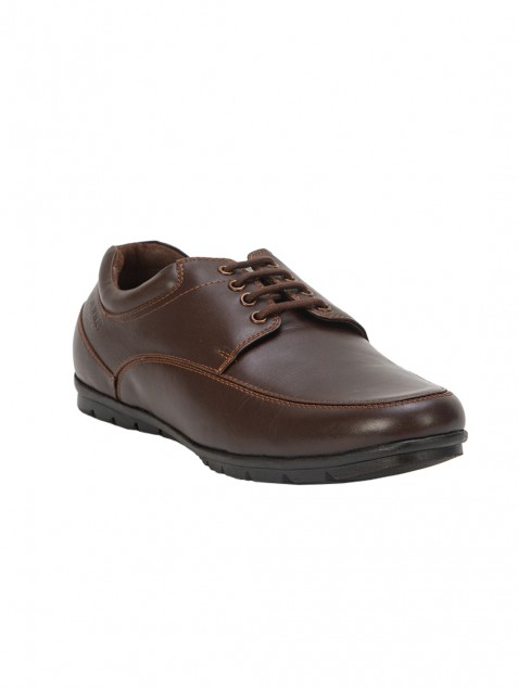 Buy Von Wellx Germany Comfort Coffee Brayden Shoes Online in Riyadh