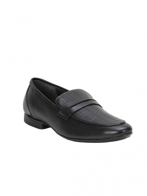 Buy Von Wellx Germany Comfort Black Matteo Shoes Online in Navi Mumbai