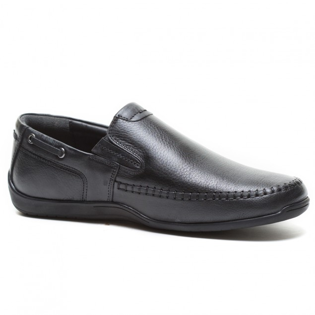 Buy Von Wellx Axel Casual Black Shoes Online in Dubai