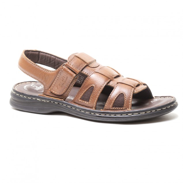 Buy Von Wellx Germany Comfort Rhys Tan Sandals Online in Maharashtra