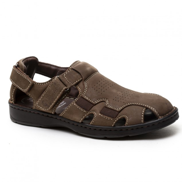 Buy VON WELLX GERMANY COMFORT NEIL CHIKOO SANDALS In Delhi