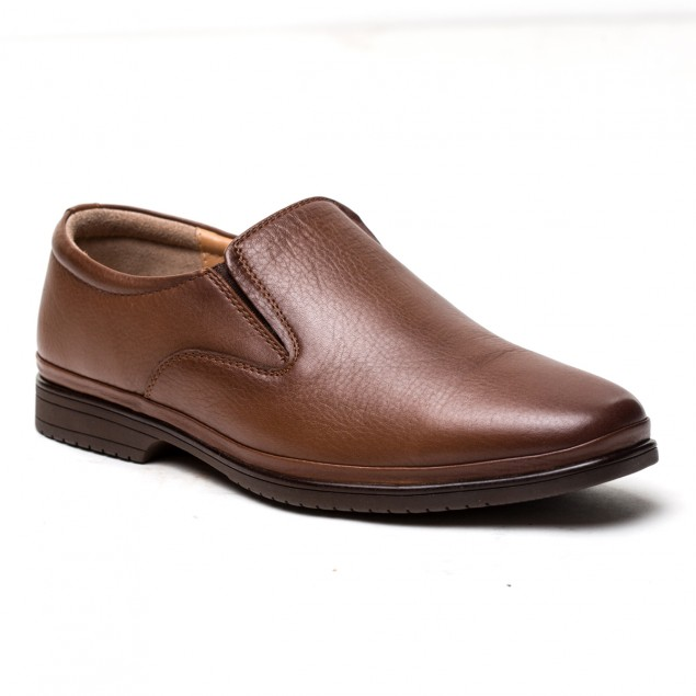 Buy Von Wellx Germany Comfort Reid Brown Shoes Online in Oman