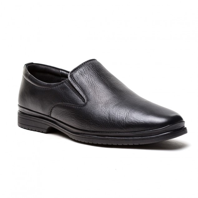 Buy Von Wellx Germany Comfort Reid Black Shoes Online in Bangalore