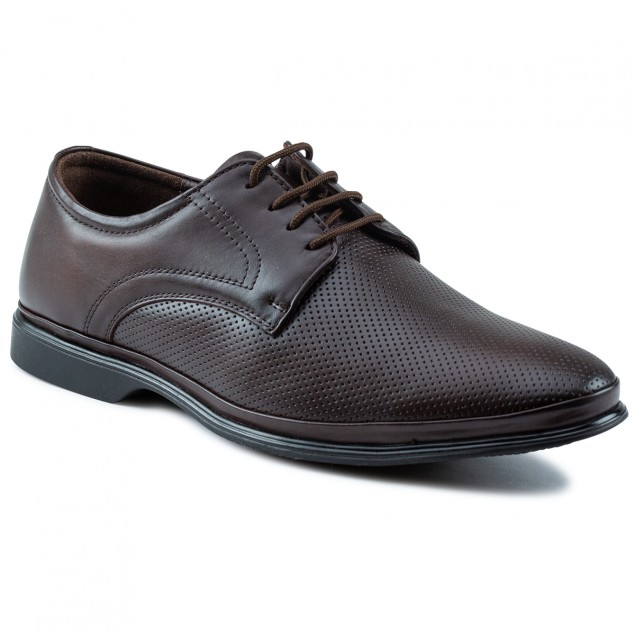 Buy Von Wellx Germany Comfort Coen Brown Shoes Online in Mumbai