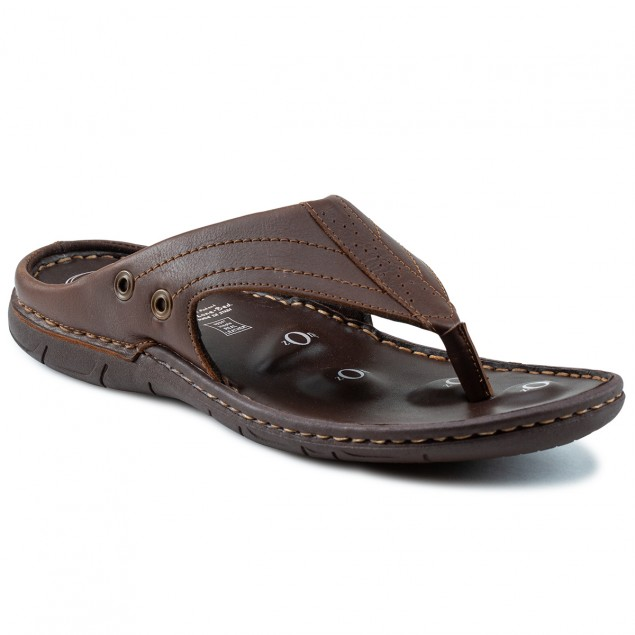 Buy Von Wellx Alex Comfort Brown Slippers Online in Bangalore