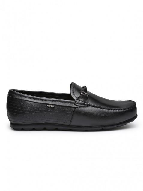 Buy Von Wellx Germany Comfort Men's Black Slipon Kason Online in Nashik